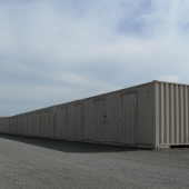 smaller sheds at shepparton self storage