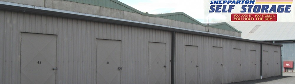 Shepparton Self Storage